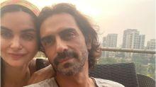 Gabriella Demetriades' Mood for Beau Arjun Rampal is All About Love, See Pics