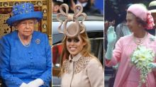 Pretzels, switchboards and faux fur: the royals' most controversial hats