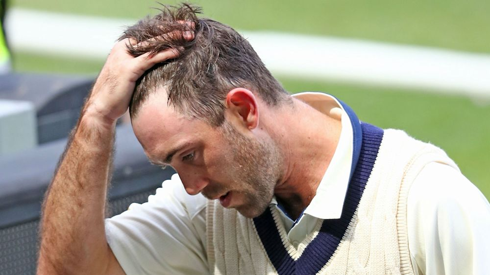 McDermott unconvinced by Maxwell's Test credentials