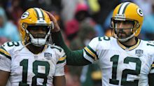 The Packers are helping smooth things over with Aaron Rodgers by bringing back a 30-year-old former teammate
