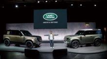 Range Rover全面革新作 Defender載譽歸來