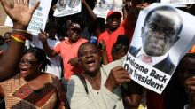 Citizens in Zimbabwe capital agree with ex-president being granted immunity