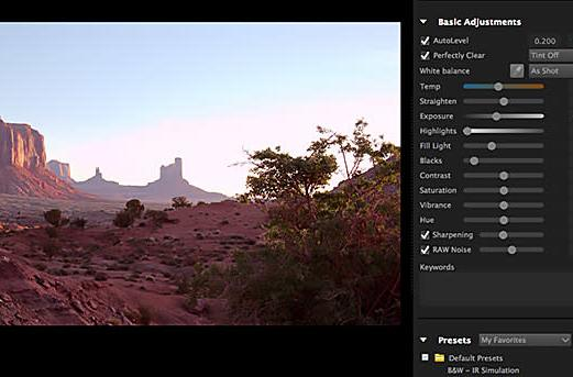 AfterShot Pro 2 from Corel is a competitive Mac photo manager