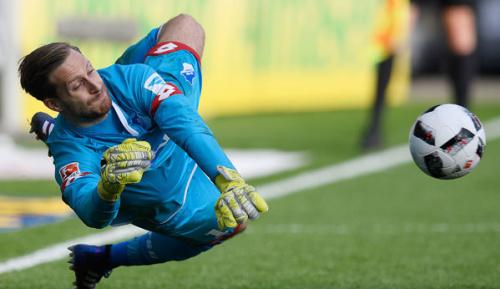 """Bundesliga: Baumann: """"Bin schon bei einem Topklub"""""""