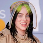 "Billie Eilish Thinks Her Confusing Sneakers Are the New ""The Dress"""