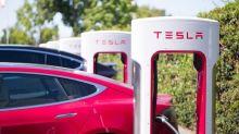 Tesla-Aktie: In diesem ETF steht der Überflieger an der Spitze