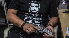 Brazil's Deadly School Shooting Sparks A Familiar Gun Debate