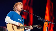 Ed Sheeran song becomes most streamed Spotify track ever