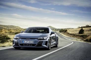極富表現力純電旅跑新風範(下):Audi e-tron GT動力系統與底盤