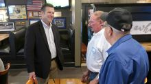 GOP leaders can't bank on Trump's help in Kansas Senate race