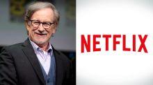 Steven Spielberg cree que las películas de Netflix no deberían ganar premios