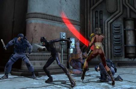 DC Universe Online developers having a chat with fans tomorrow