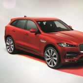 5 Fast Facts: 2017 Jaguar F-Pace