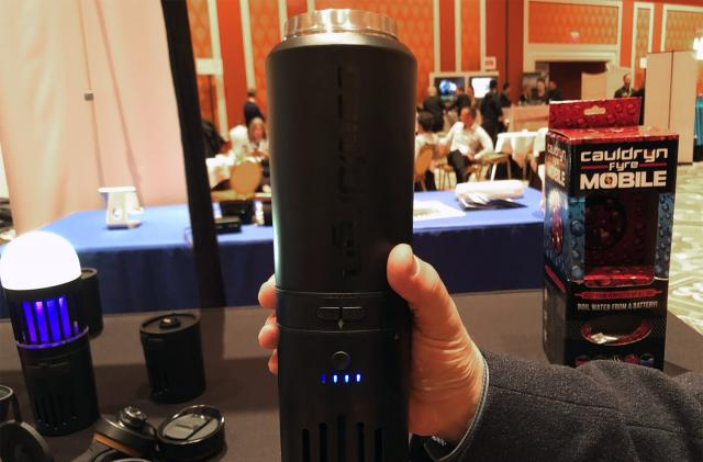 Cauldryn has made the swiss army knife of heated travel mugs