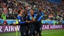 Las mejores fotos del triunfazo de Francia ante Bélgica