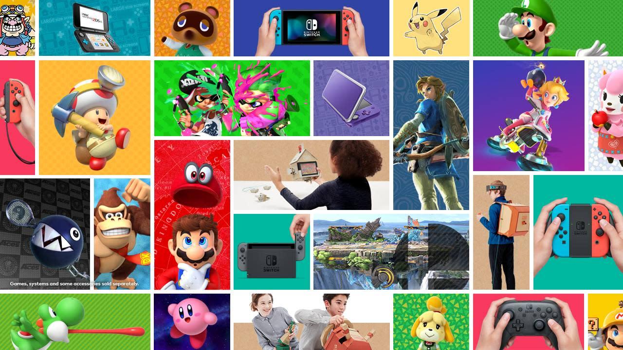 任天堂表示一直有在尋找可以組裝產品的其他國家選項