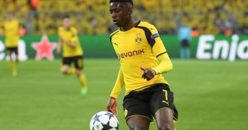 Foot - Transferts - Nouvelle offre du Barça pour Ousmane Dembélé (Dortmund)