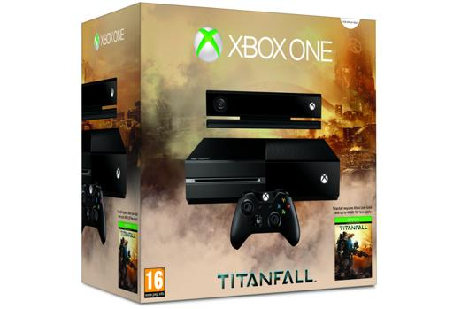 Other retailers follow suit with $450 Titanfall Xbox One bundle