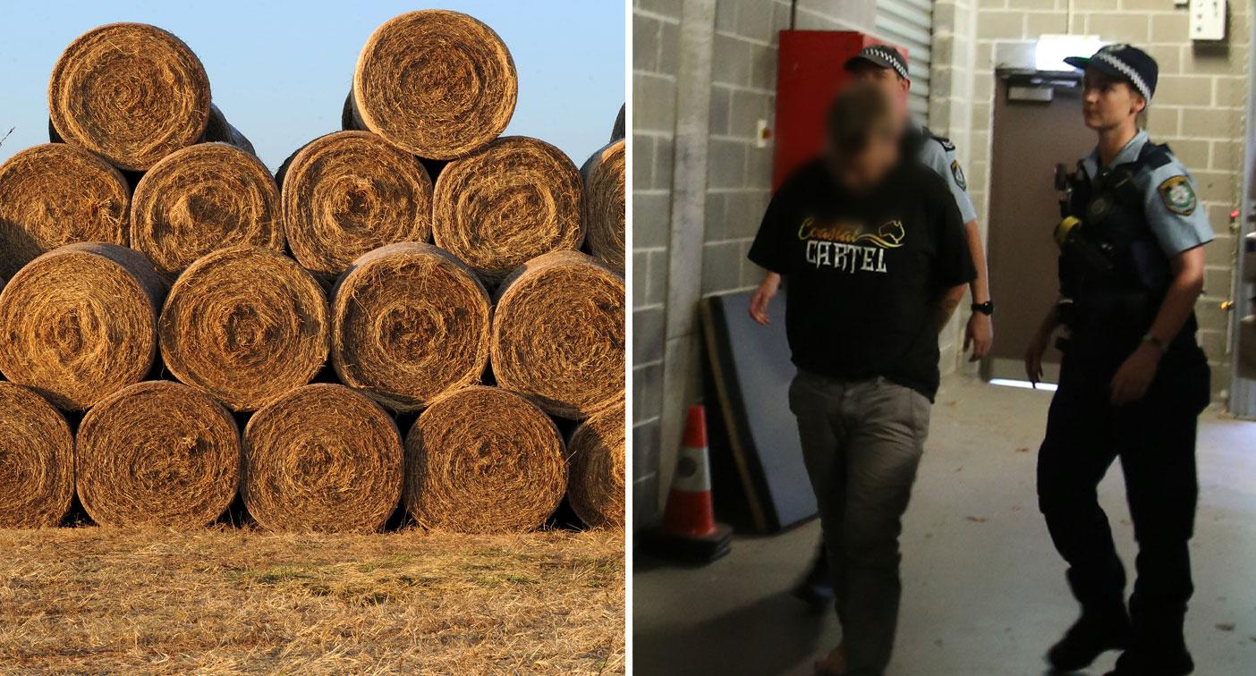 Farmers hit out at 'low-life' who swindled them out of 40k in hay bale scam