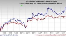 3 Reasons Why Eaton Vance (EV) Stock is a Solid Bet Now