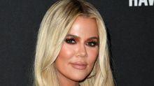 Khloe Kardashian's choppy bob haircut is so cute