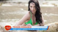 Guard caught sending Valentine's card to inmate