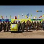 US-Backed Forces Formally Announce Victory Over Islamic State in Raqqa