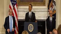 Obama Praises CFTC Nominee for Humility, Results