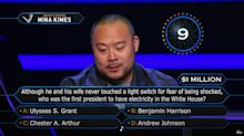 Watch David Chang Become First Celebrity To Win 'Who Wants To Be A Millionaire'
