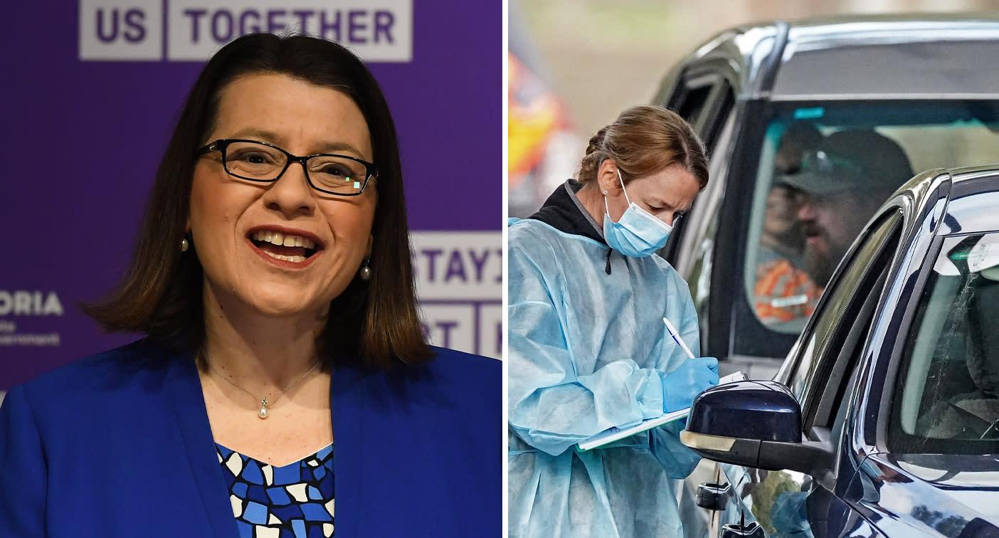 Victoria records zero coronavirus cases ahead of weekend ...