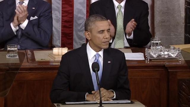 President talks Afghanistan, Guantanamo Bay and Iran in State of the Union Address