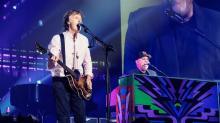 Watch Paul McCartney, Billy Joel Play Beatles' 'Birthday,' 'Get Back'