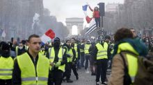 In France's Yellow Vest protests, President Emmanuel Macron faces a problem without a defined purpose or prescription