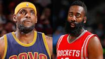 NBA's race for No. 2