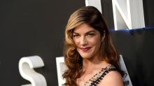 Actress Selma Blair say she has been diagnosed with MS