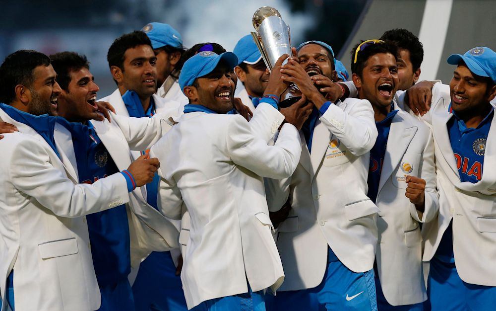 India have threatened to withdraw from the Champions Trophy in England if the changes go through - AP