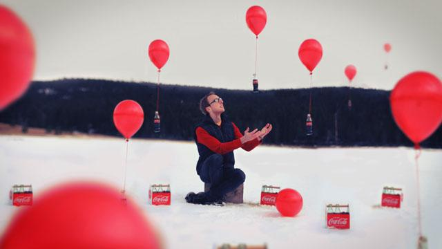 Young Photographer Lands Dream Job at Coke