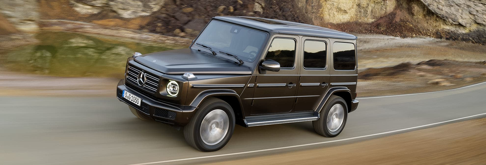 2019 Mercedes-Benz G-Class Is Bigger and Modernized but Keeps Its