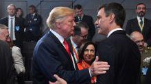 España y EEUU, buenos amigos pero enfrentados en una guerra comercial