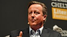 Cameron expresses 'misgivings' on Government moves to override EU Brexit deal