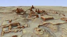 'Lost' ancient Mexican city had as many buildings as Manhattan, laser map shows