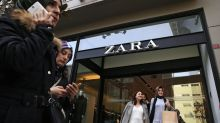 Zara's parent company reports record sales, quarterly profits rise