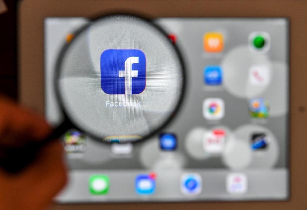 The US Federal Trade Commission has taken the unusual step of confirming a probe into Facebook following revelations on the leakage of data on millions of users of the social network (AFP Photo/Luis ACOSTA)