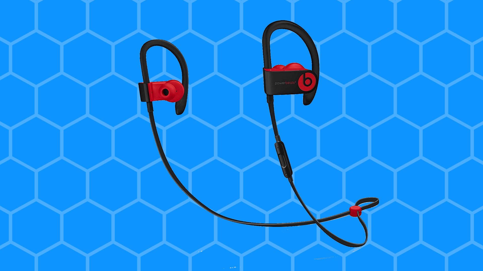 Snag the Beats Powerbeats 3 headphones on Amazon—for less than half price!
