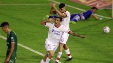 Huracán - Sarmiento, por la Copa de la Liga: mientras espera la recuperación de Kudelka, el Globo se regaló una goleada ante Sarmiento por 3-0