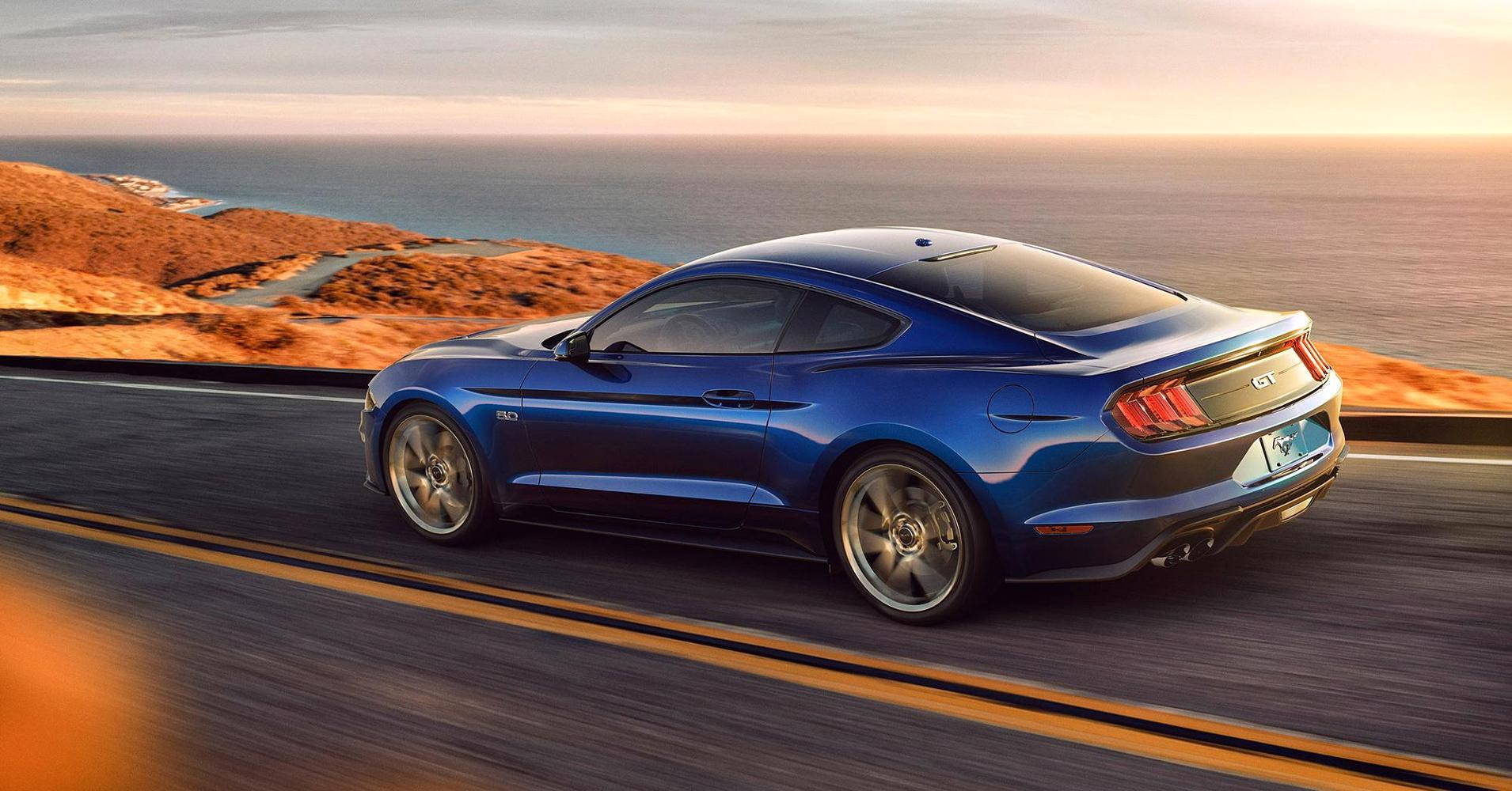 Ford unveils 2018 Mustang: Look, who's buying it now