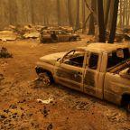 California Wildfires Burn Homes, Force Evacuations
