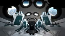 Room with a view: Virgin Galactic gives peek at spacecraft cabin