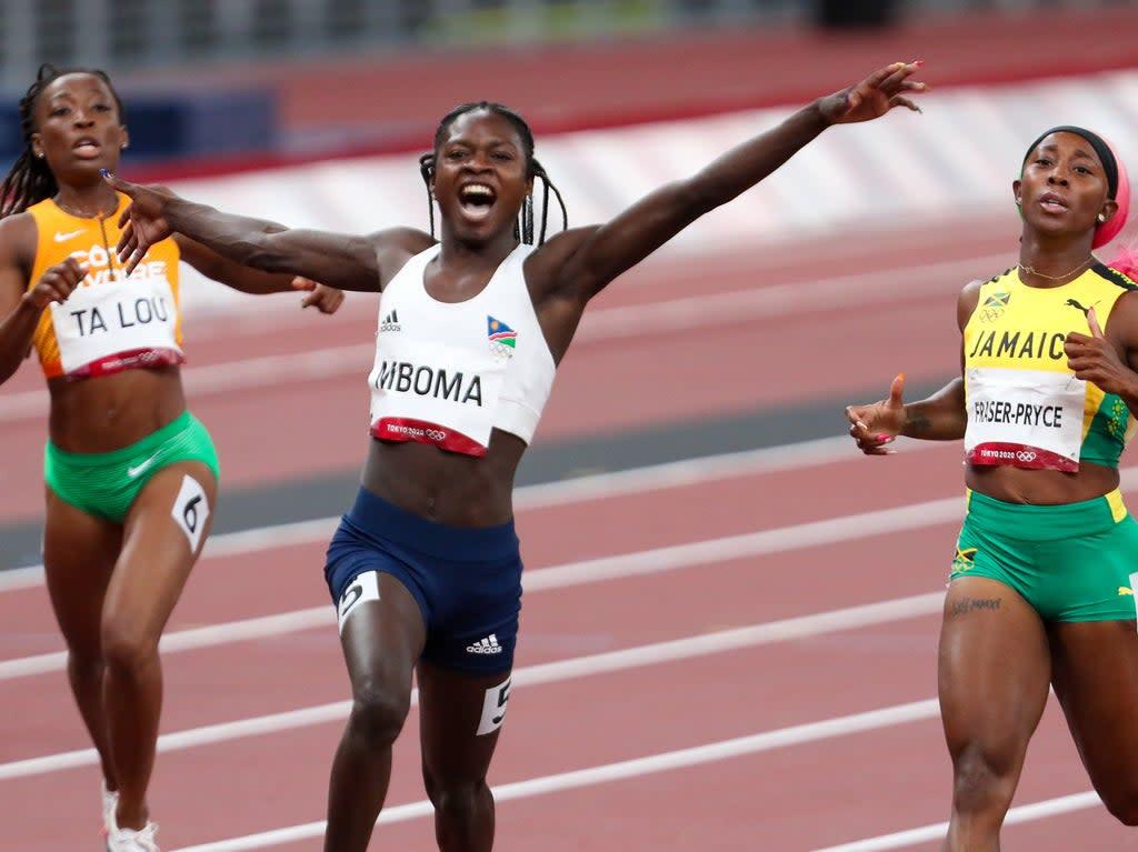 Sebastian Coe on 'uncomfortable' duty of integrity as Christine Mboma sprints into spotlight