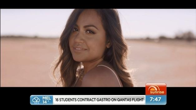 First look at new Jessica Mauboy video